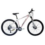 Bicicleta Venzo Aro 29 Cambio Acera 27v Suspensão C/ Trava