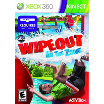 Kinect Wipeout In The Zone Xbox 360