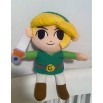 Zelda Peluche Link 30cm
