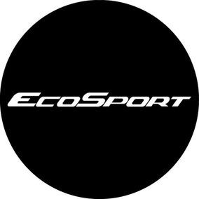 Capa De Estepe Aro 13 A 16 Modelo Nova Ecosport