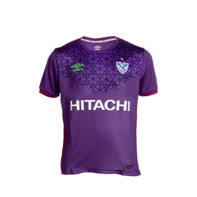 Camiseta Arquero Velez 2017 Titular - Oficial 1 - Umbro