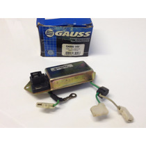 Regulador Voltagem Renault Trafic Furgao Diesel Ta12 - Gauss