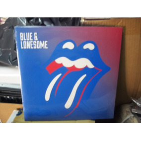 Rolling Stones (europa Doble Nuevo 2016) Blue & Lonesome