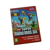 New Super Mario Bros Wii - Original - Europeu