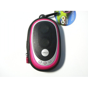 Bocina Portatil Hdmx Go3 - Ipod, Iphone 5