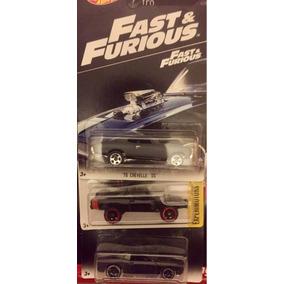 Hots Wheels Mustang Coleccion Rapido Y Furioso 2 Pack