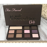 Paleta De Sombras Too Faced Chocolate Chip Matte Envio Grati