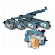 Selladora Manual Industrial Metálica 10cm O De 20 30 40cm