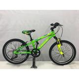 Bicicleta Mtb R20 Kawasaki Kht 220 2017