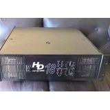 Amplificador Crest Audio Hd18