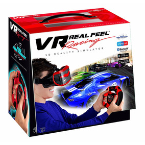 Juego Gafas + Volante Realidad Virtual Vr Real Feel Racing