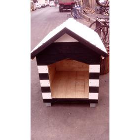 Casa Estilo Ajedres Para Perro Mediano-grande