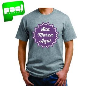 Camisa Personalizada - Kit 20 Camisetas