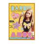 Barbie Miçanga Revista B Grande Dourado - Fun