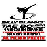 Tae Bo 4 Videos En Español Zumba Adelgazar Gimnasio En Casa