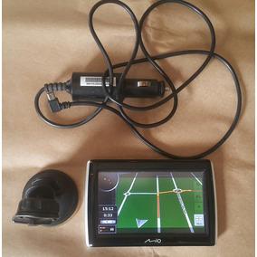 Gps Mio S505 - Funciona Sem Internet