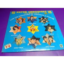 Disco Lp 16 Super Canciones Infantiles Juguemos A Cantar