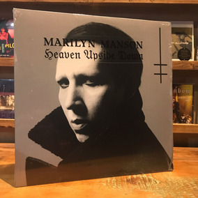 Marilyn Manson Heaven Upside Down Vinilo