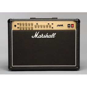 Combo Marshall Valvulado Jvm205c Jvm 205 C Novo Na Caixa