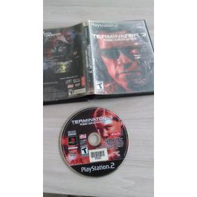 Jogo Original Usado Terminator 3