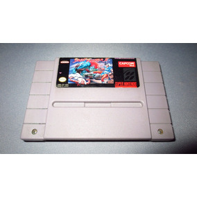 Street Fighter 2 Snes Super Nintendo **juegazo**