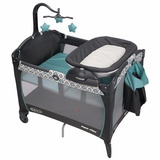 Cuna Graco Pack & Play Portable Napper & Changer