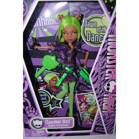 7fbbfaa02ef9 Monster High Dawn De La Danza Clawdeen Wolf Hija Del Hombre