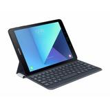 Capa Protetora Com Teclado Galaxy Tab S3 9.7 Cinza Original