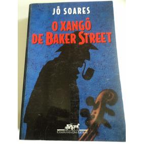 Livro-o Xangô De Baker Street:jô Soares:comp.das Letras