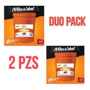 Duo Pack Salsa Para Alitas Cubeta 18k - 2 Piezas Zafran