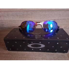 acfa04dcae7f9 Pingente De Da Oakley - Óculos De Sol Oakley Juliet no Mercado Livre ...