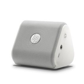 Caixa De Som Bluetooth Hp Mini Roar Branco