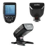 Disparador Godox X Pro C -ttl Wireless Flash Trigger P/canon