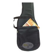 Capa Bag Para Guitarra Acolchoada Regulador De Metal Loja