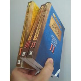 Trilogia Livros Taro - Nei Naiff