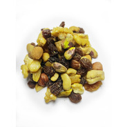 Mix Europeo (frutas Secas Y Pasas) Bolsa De 1 Kilo