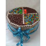 Torta Decorada Cumpleaños Negocio Matrimonio Bautizo Eventos