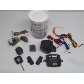 Kit Alarme Original Vw Fox, Gol, Voyage, Saveiro E Up