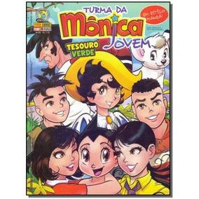 Turma Da Monica Jovem Vol. 43,mauricio De Sousa
