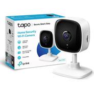 Camara Ip Wifi Tp-link Tapo C100 Hd 1080p + Vision Nocturna
