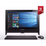 All In One Lenovo C20-00 Intel 4gb D 1tb 19.5 Dvd Tienda