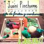 Juguetes Tejidos Al Crochet Frutas Y Verduras -juanipinchame