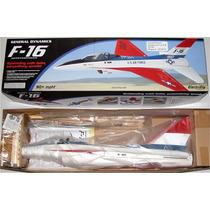 Jato F-16 Greatplanes Turbina Eletrica Falcon Edf Arf F15