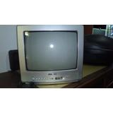 Televisor Daewoo De 14 Pulgadas