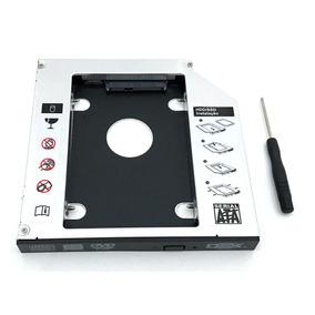 Adaptador Dvd P/hd Ou Ssd Notebook Drive Caddy 12.7mm Sata