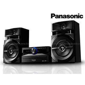 Equipo De Sonido Panasonic Scakx100 Nuevos De Caja