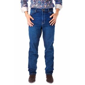 Pantalón Caballero Wrangler Indigo Mezclilla 51936fw56