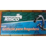 Griferia Fregadero Lavaplatos Monoblock 1/4 De Vuelta Tesco