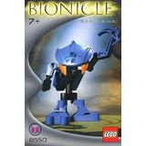 Lego Bionicle Mini Figure Set # 8550 Gahlok Va (azul)