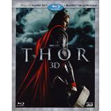 Thor La Pelicula En Blu-ray 3d + Blu-ray